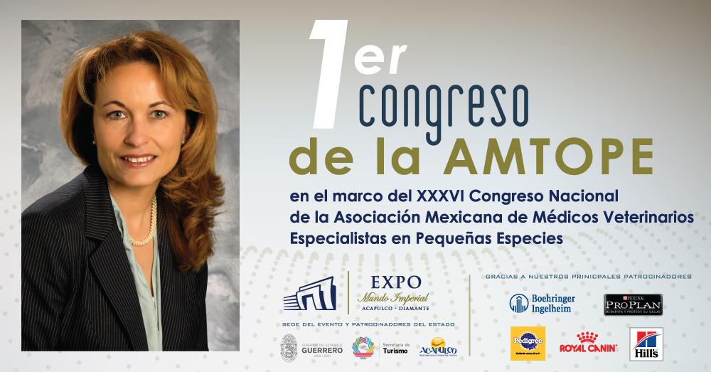 1° Congreso de la AMTOPE
